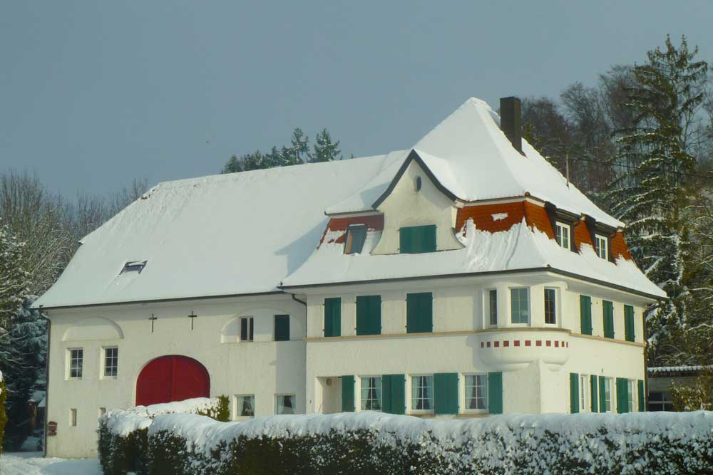 Holiday Apartment, Hof Geiger, Bodensee, Lake Constance, Main House
