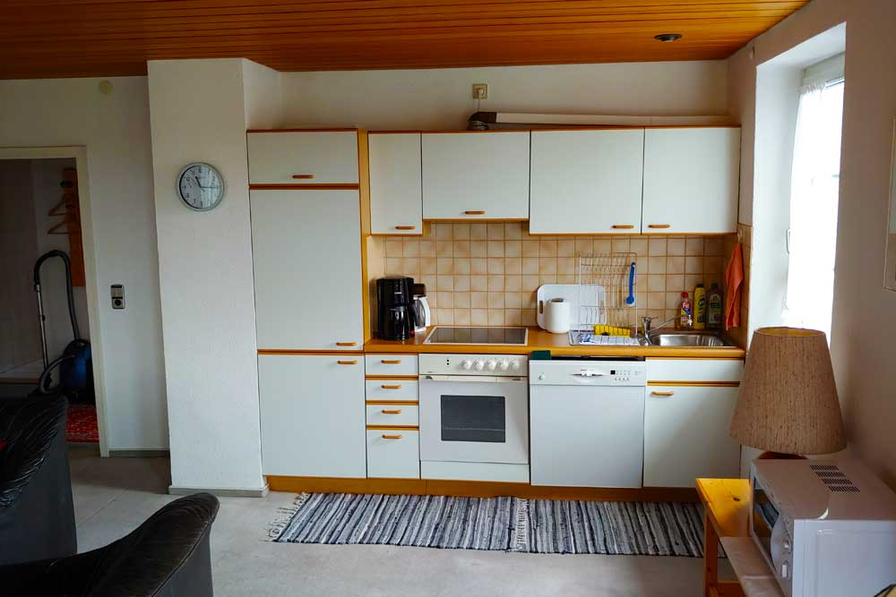 Holiday Apartment, Hof Geiger, Bodensee, Lake Constance, Kitchen