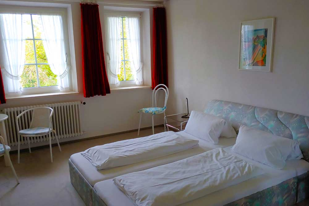Holiday Apartment, Hof Geiger, Bodensee, Lake Constance, Bedroom
